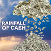 Rainfall of Cash