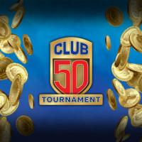 Club 50 Slot Tournament