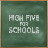 High Five For Schools