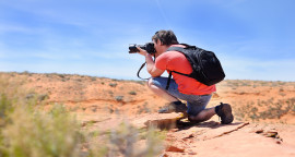 Photo Tour of the Arizona Desert and Missions One Day Tour
