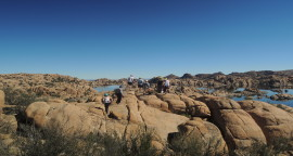 Prescott Outdoor Adventure and Wine Tasting - Guided Tour