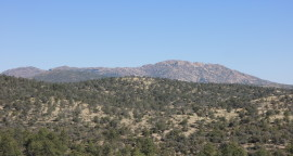 Prescott Guided Day Hikes