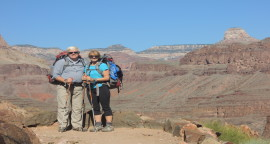 Guided Grand Canyon Backpacking - South Kaibab to Bright Angel
