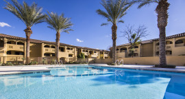 Teachers Save on your stay at Holiday Inn Club Vacations Scottsdale Resort