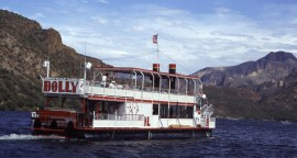 Apache Trail and Dolly Steamboat One-Day Van Tour