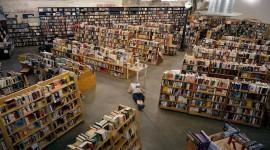 The Last Bookstores Exhibit