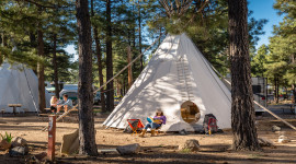 Flagstaff KOA Campground & Cabins