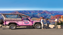 Pink Jeep Tours - Grand Canyon