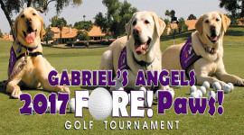 2017 FORE! Paws Golf Tournament