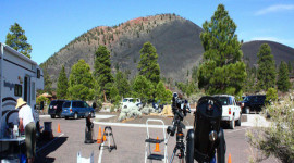 Sunset Crater Volcano Solar & Star Party - July 22