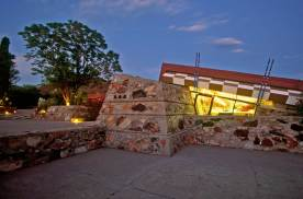 Frank Lloyd Wright in Scottsdale