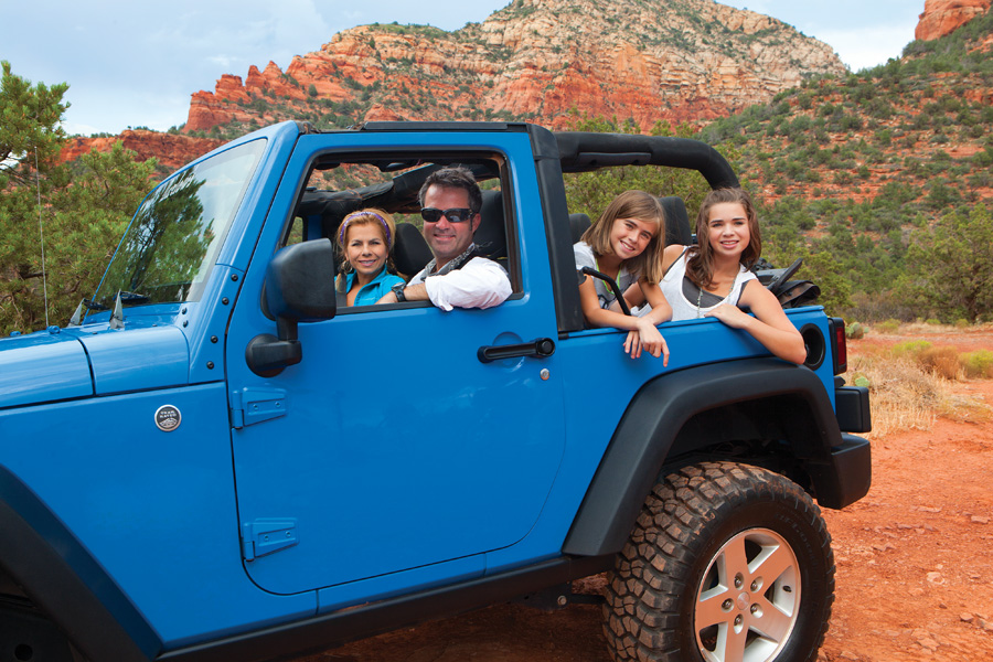 Family Jeep Tour