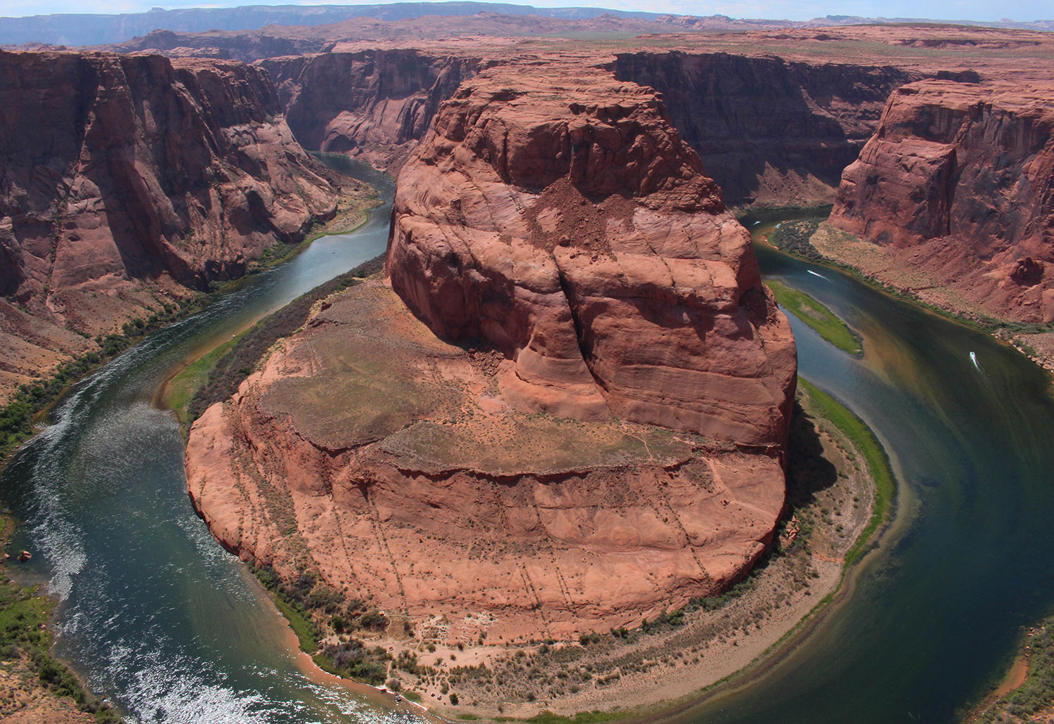 Horseshoe Bend, Glen Canyon National Recreation Area