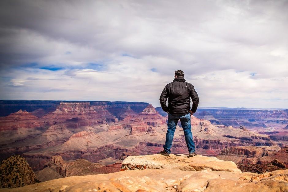 The Grand Canyon - Photo by Andres Nieto Porras