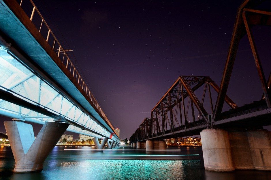 Tempe Town Lake - Photo by Ryan Cadby