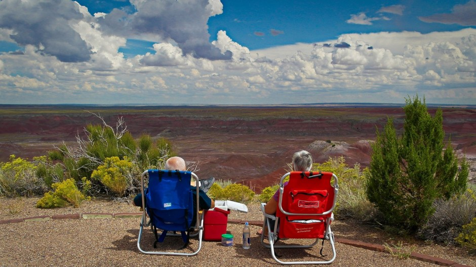 The Painted Desert - Photo by Nancy