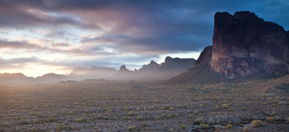 Eagletail Mountains Wilderness - Photo by Bureau of Land Management