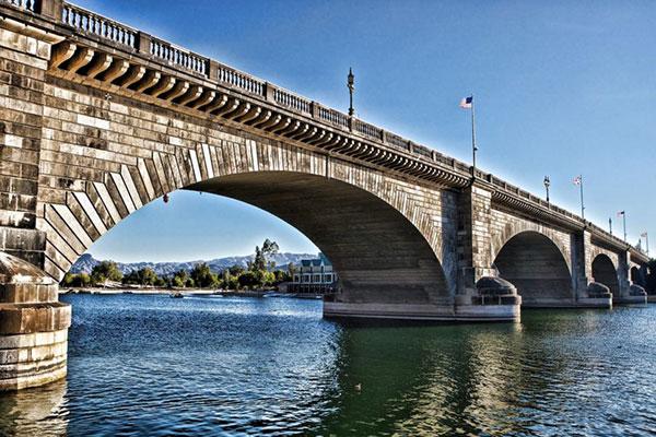 London Bridge Lake Havasu Arizona