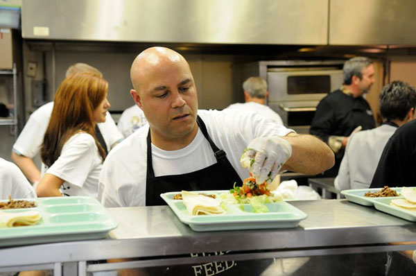 Chef Michael Powell of Simplicit