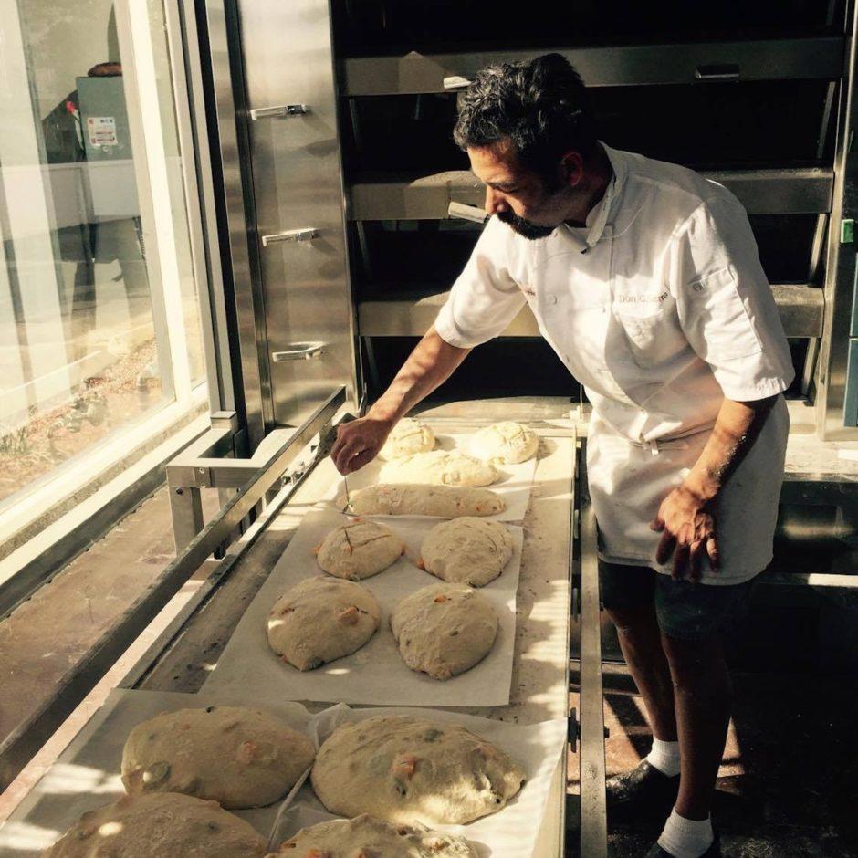 Don Guerra of Barrio Bread
