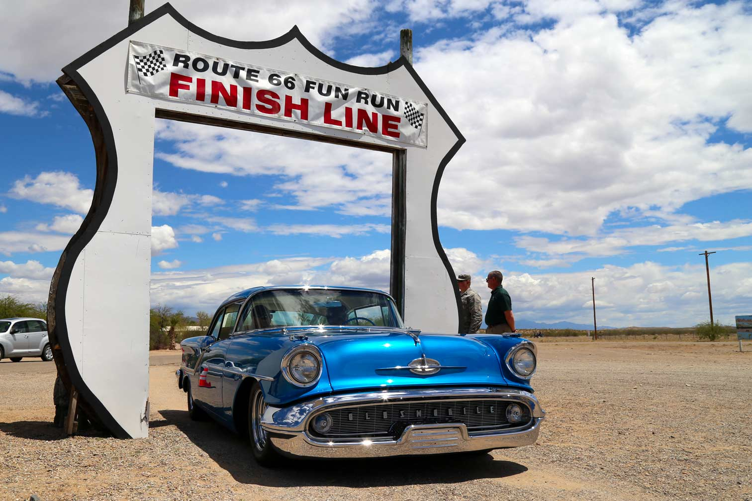St Annual Route Fun Run Visit Arizona - Tubac az car show 2018
