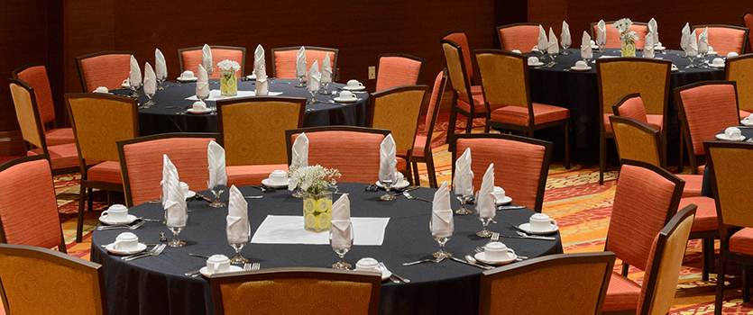 Banquets at Little River Casino Resort