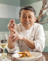 Nobuo Fukuda at Teeter House