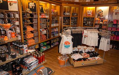 Shops Inset