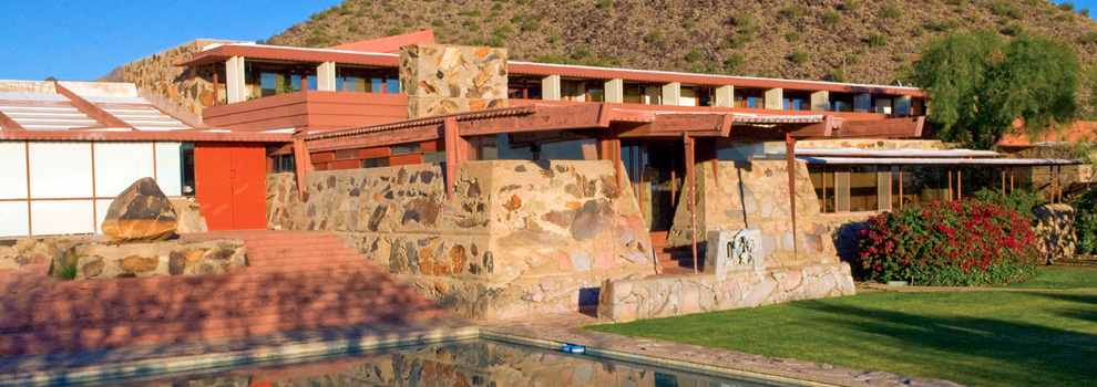Taliesin West in Scottsdale