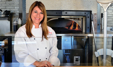 Michelle Jursin, chef and owner of multiple restaurants in Arizona