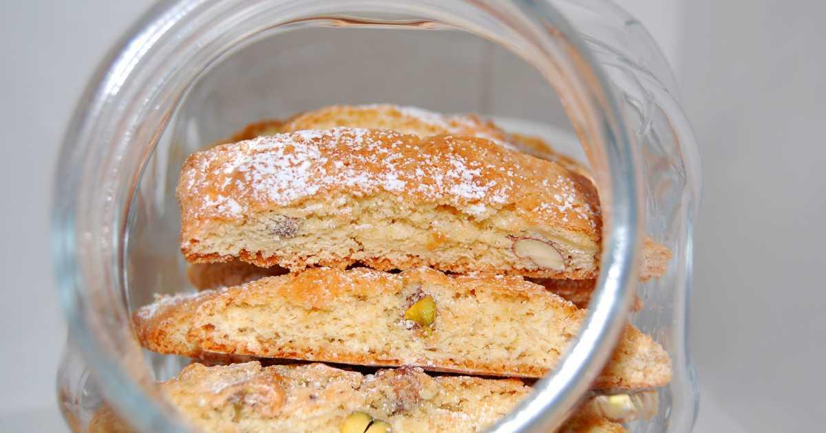 italienska biscotti recept