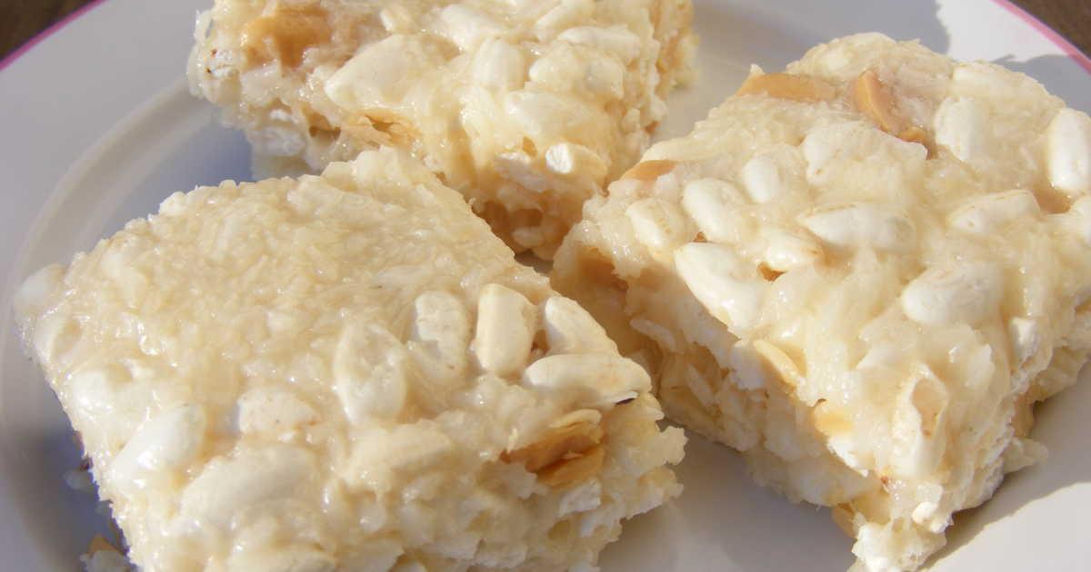 puffat ris recept
