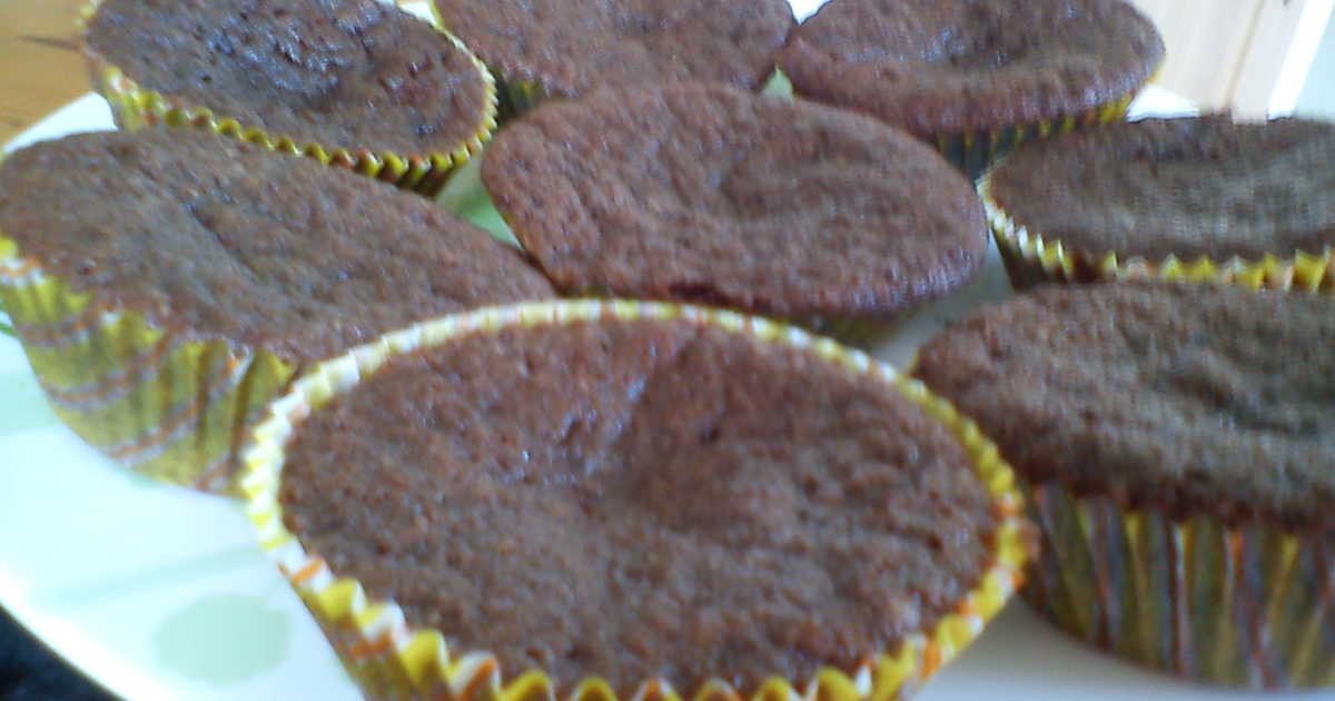 baka muffins utan bakpulver
