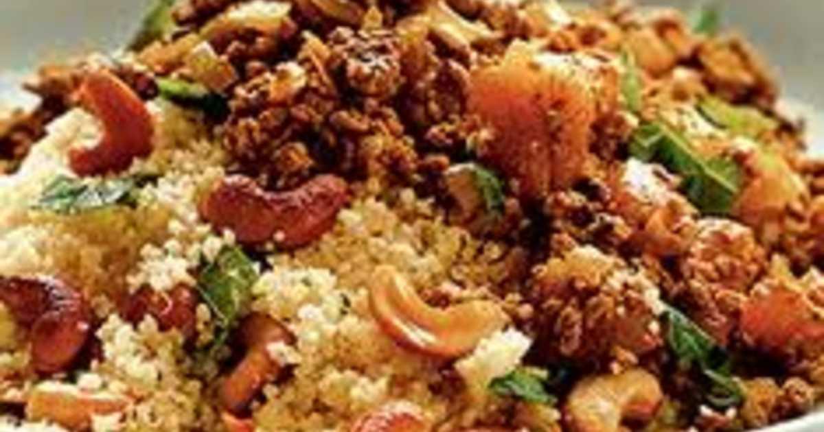 marockansk mat recept