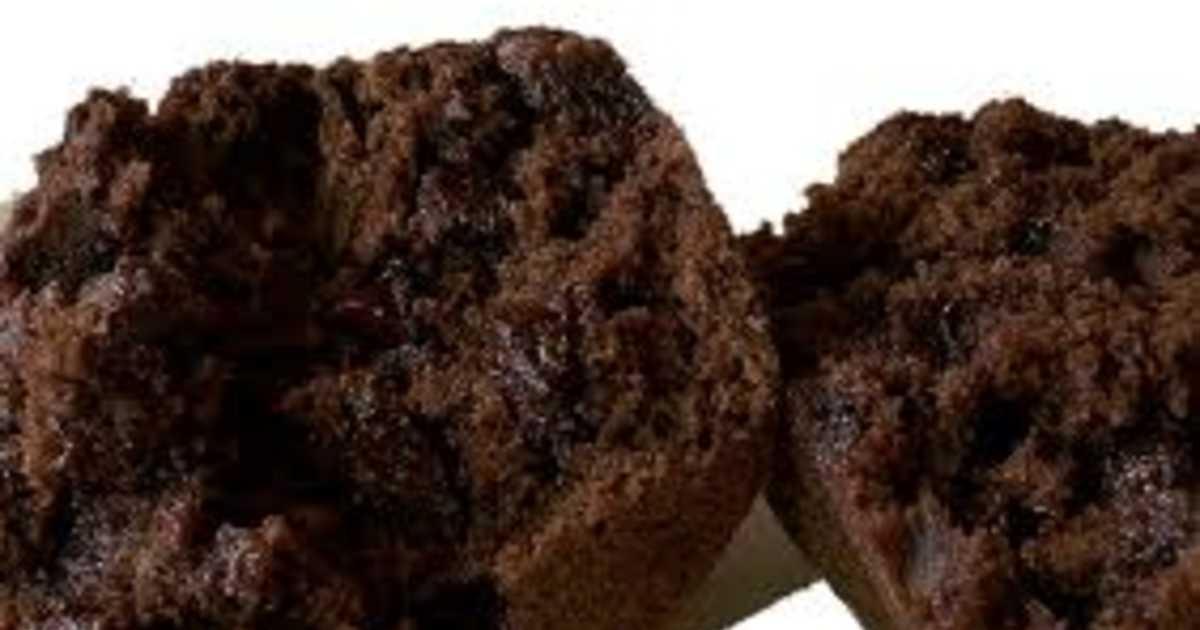 chokladmuffins recept kladdiga