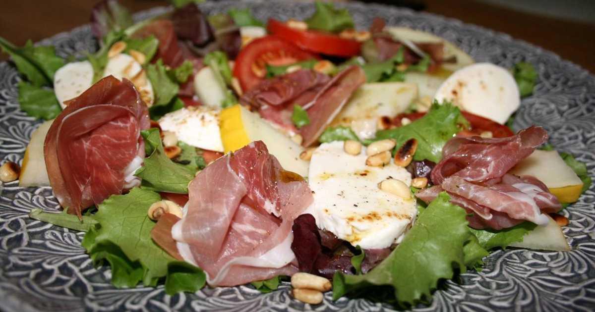italienska förrätter recept