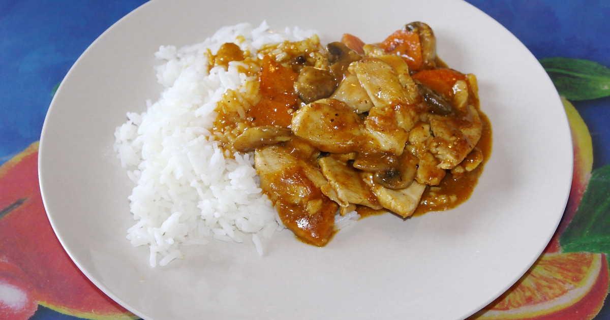 kinesisk kyckling recept