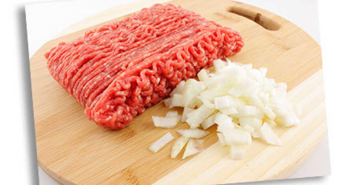 köttfärssås utan krossade tomater