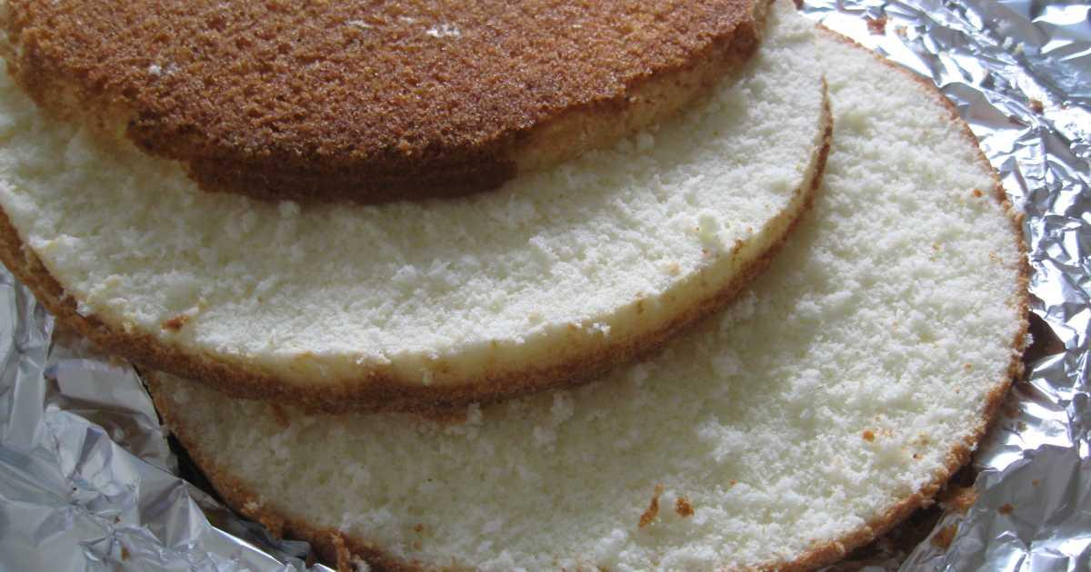 glutenfri sockerkaka tårtbotten