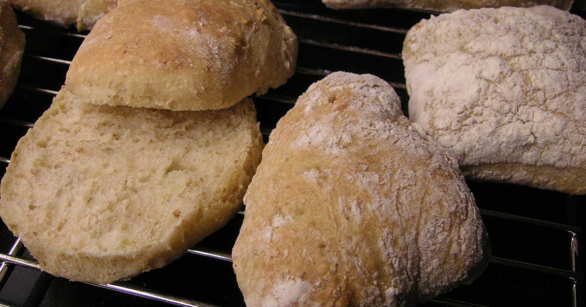 enkelt bröd recept