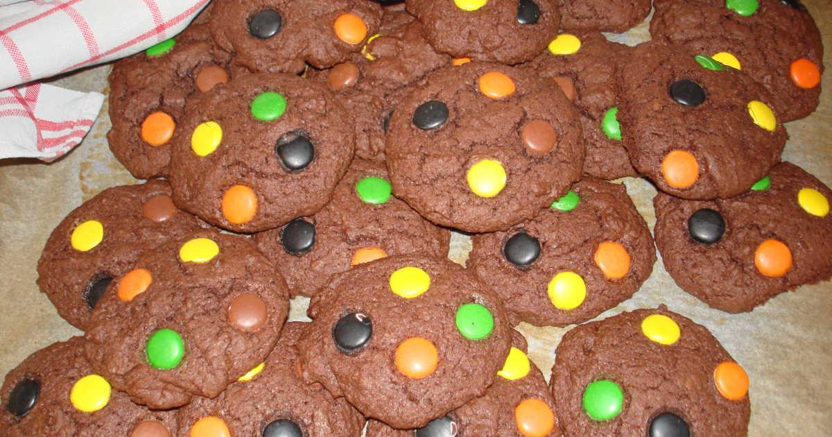 chokladkakor med nonstop