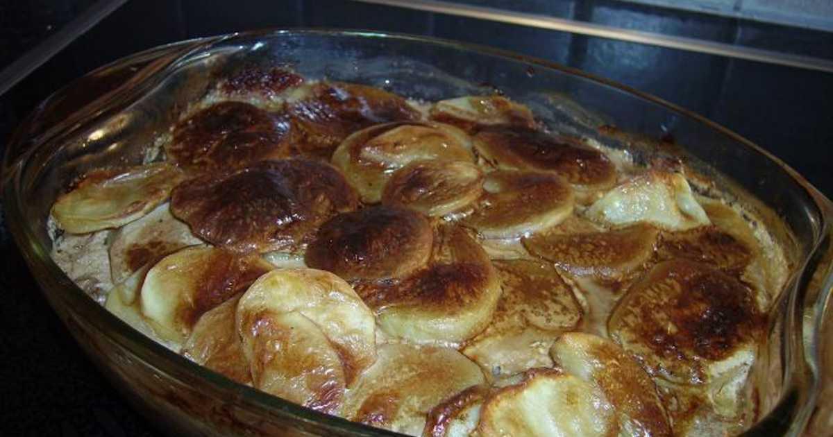 köttfärsfrestelse med potatis