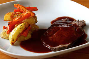 rödvinssås recept mannerström