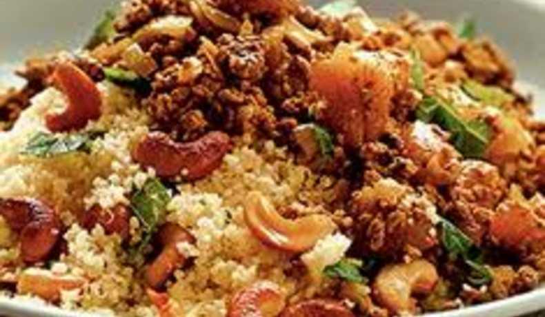 marockansk couscous recept