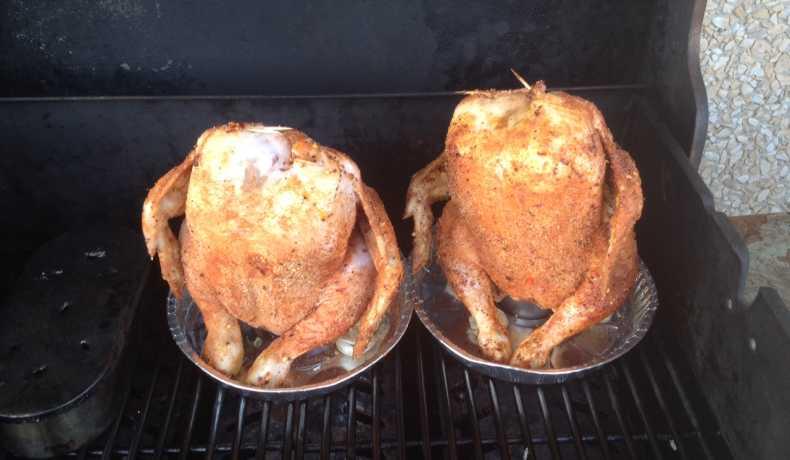 beer can kyckling i ugn