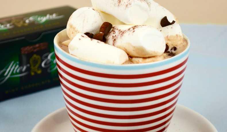 god varm choklad