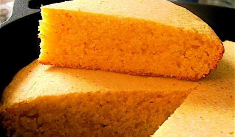 bröd med majsmjöl