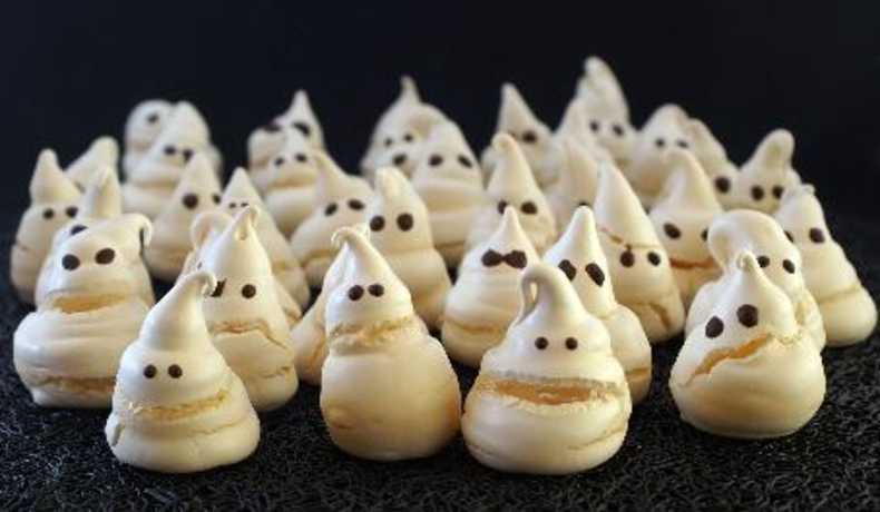 kakor till halloween