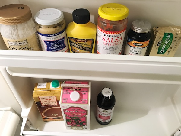 Inside the Fridge Door of HUM Nutrition's Senior Content Manager - The Wellnest by HUM Nutrition