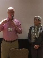 Bob McGarey made a speech (2 of 3)